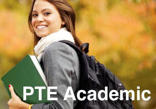 PTE Academic online class